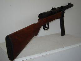 Star Z-45 con la culata de madera.