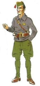 (3) Sargento. 1934