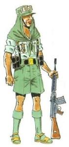 (2) Legionario. 1960