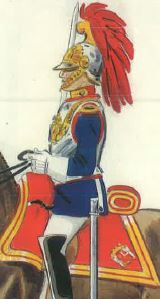 (1) Guardia en uniforme de Gran Gala.