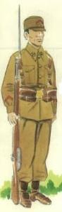 (1) Cabo de Infantería. 1936