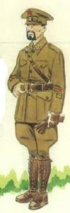 (2) Capitán de Ingenieros. 1936