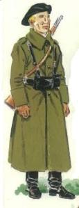 (9) Voluntario del Escuadrón Húngaro.
