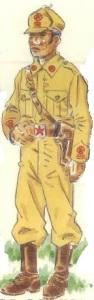 (8) Comisario político. 1937