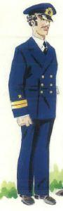 (2) Teniente de Navío.