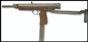 El subfusil CZ-447 fue la primera versión de esta famosa serie de subfusiles.