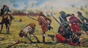 Saratoga_Battlefield_Station_M_Painting_of_Battle