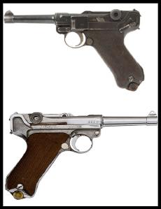Luger P8 doble