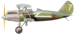 1-Polikarpov I-3