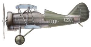 Polikarpov I-5