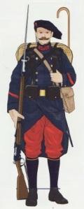 11- Infantería de Montaña