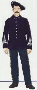 14- Chasseurs Sargento Mayor Montaña