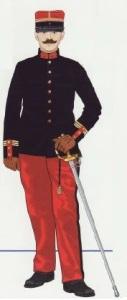(10) Capitán de Intendencia.