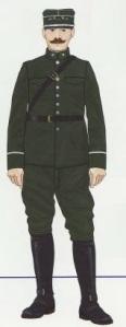 38- soldado de servicio postal
