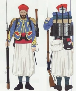 45 Tirador Argelino campaña (3)