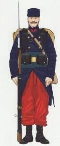 51- Legionario Francia 1914