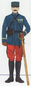52- Teniente Legionarios