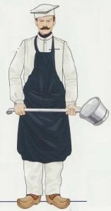 7- Cocinero