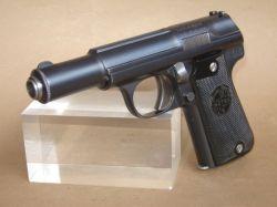 """Astra 300 """"purito"""", famosa por ser utilizada por los pistoleros falangistas."""
