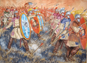 batalla-de-adrianopolis-infanteria-romana