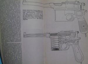 Perfiles de la pistola Mauser C-96