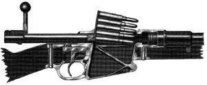 Mecanismo del Mauser M1889.