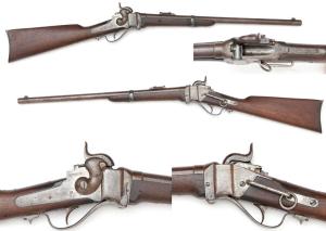 El día 1 de julio, la caballería norteña estaba armada con carabinas de retrocarga Sharp. Gracias a estas armas pudieron enfrentarse a la inferioridad numérica.