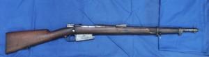Carabina Mauser M1889.