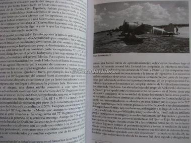 Fotografía del interior del libro. Fuente: El cazador de libros.