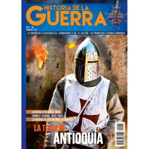 ¡Ya disponible el nº2 de Historia de la Guerra!